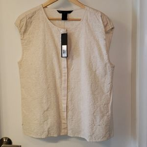 NWT Marc by Marc Jacob's sleeveless blouse